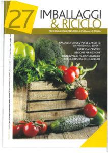 copertina articolo imballaggio & riciclo